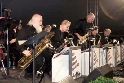 Big Band Swing Machine | New City, NY | Swing Band | Photo #3