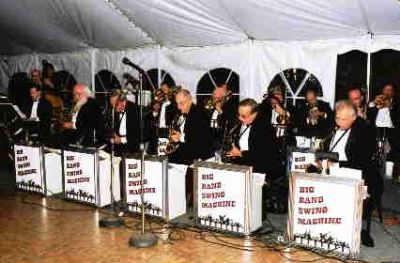 Big Band Swing Machine | New City, NY | Swing Band | Photo #4