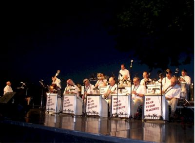 Big Band Swing Machine | New City, NY | Swing Band | Photo #9