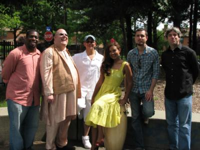 Giovana Robinson Band | Philadelphia, PA | Latin Band | Photo #3