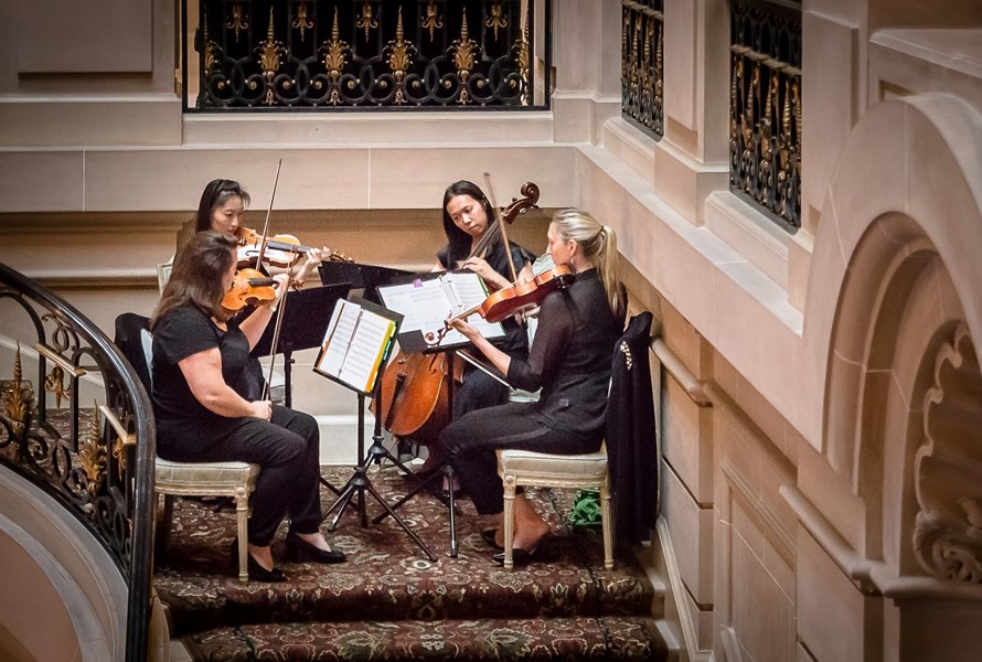 Pacific Strings - String Quartet - Sunnyvale, CA