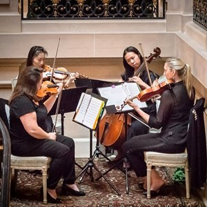 Gilroy Chamber Music Trio | Pacific Strings