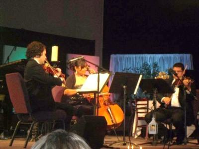 The Adonai Trio & Wedding Music Consultants | Orlando, FL | Classical String Quartet | Photo #2