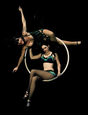 Aerial Showgirls | Van Nuys, CA | Circus Act | Photo #15