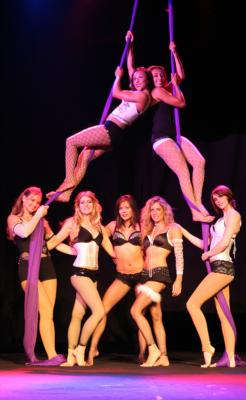 Aerial Showgirls | Van Nuys, CA | Circus Act | Photo #1