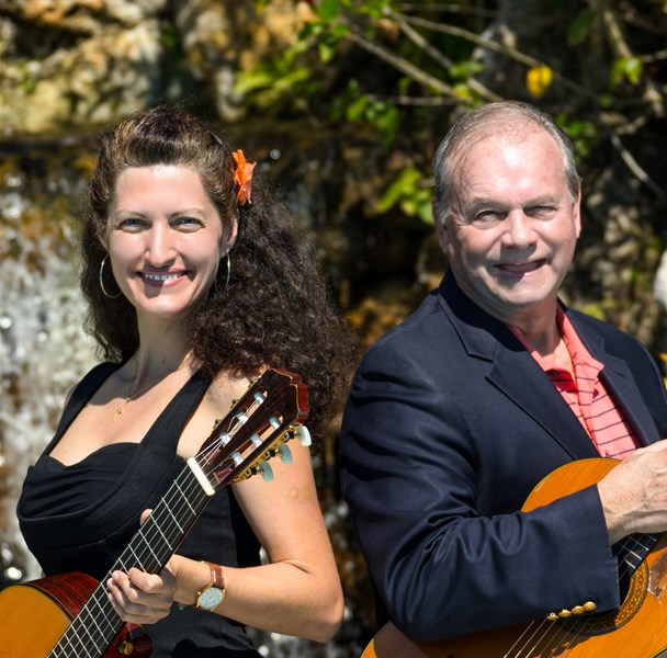James & Sylvia Acoustic Guitar Duo - Guitarist - Jacksonville, FL
