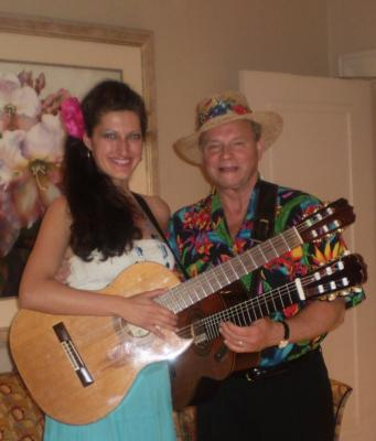 Jim & Sylvia Guitar Duo | Jacksonville, FL | Pop Duo | Photo #2