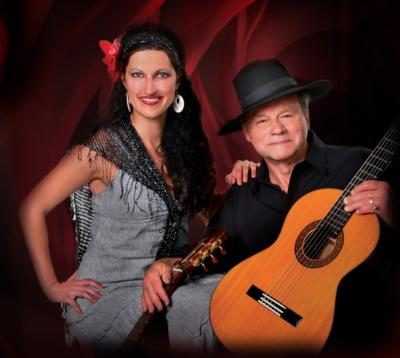 Jim & Sylvia Guitar Duo | Jacksonville, FL | Pop Duo | Photo #1