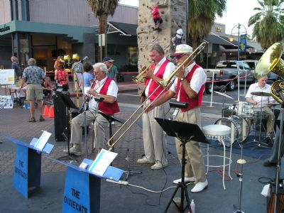 Gordon Parr & The Swingin'  Dixiecats | Palm Springs, CA | Jazz Band | Photo #2