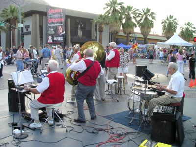 Gordon Parr & The Swingin'  Dixiecats | Palm Springs, CA | Jazz Band | Photo #3