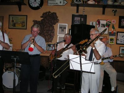 Gordon Parr & The Swingin'  Dixiecats | Palm Springs, CA | Jazz Band | Photo #4