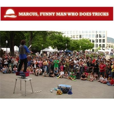 Marcus, Funny Man Who Does Tricks | West Jordan, UT | Comedian | Photo #15