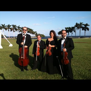 Miami String Quartet | Eleganza Strings
