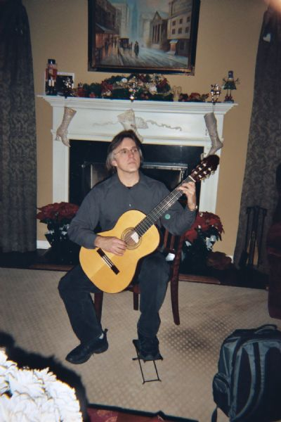 Robin Stone | Flemington, NJ | Classical Guitar | Photo #7