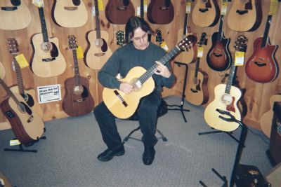 Robin Stone | Flemington, NJ | Classical Guitar | Photo #9