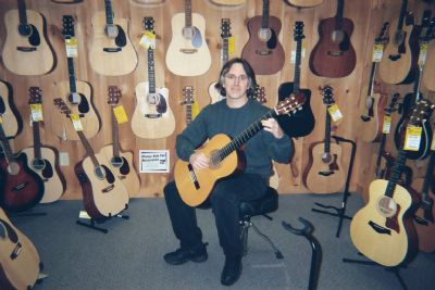 Robin Stone | Flemington, NJ | Classical Guitar | Photo #10