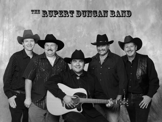 The Rupert Duncan Country Band - Country Band - Rio Linda, CA