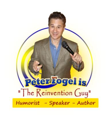 Peter 'the Reinvention Guy' Fogel | Fort Lauderdale, FL | Comedian | Photo #2