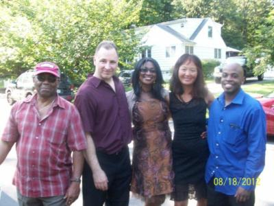 The Erny Bruny Band | Central Islip, NY | Caribbean Band | Photo #1