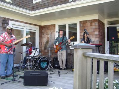 The Erny Bruny Band | Central Islip, NY | Caribbean Band | Photo #21