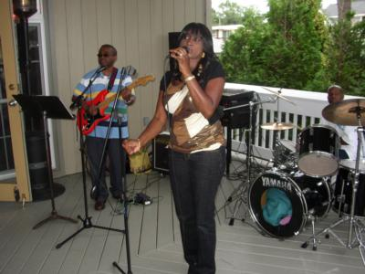 The Erny Bruny Band | Central Islip, NY | Caribbean Band | Photo #3