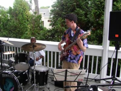 The Erny Bruny Band | Central Islip, NY | Caribbean Band | Photo #25