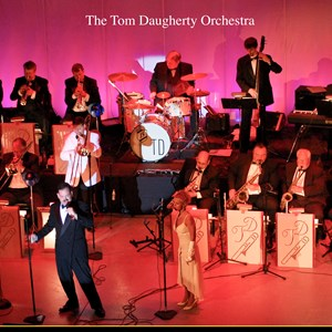 New Knoxville 20s Band | Tom Daugherty Swingin' Sounds Orchestra