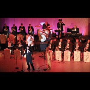 Cincinnati Ballroom Dance Music Band | Tom Daugherty Swingin' Sounds Orchestra