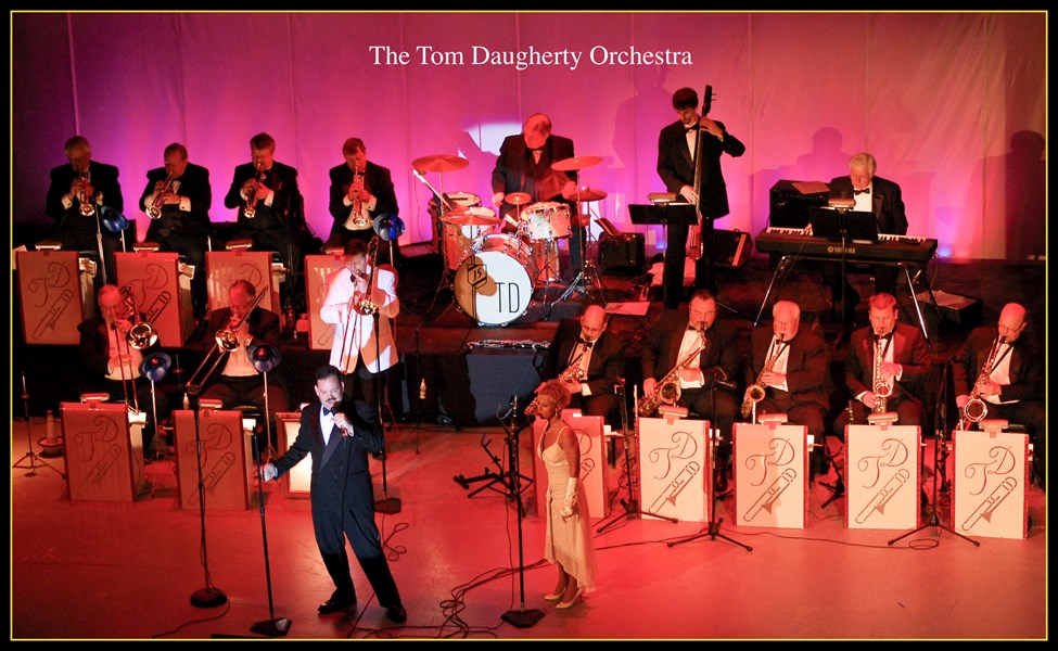 Tom Daugherty Swingin' Sounds Orchestra - Jazz Band - Dayton, OH