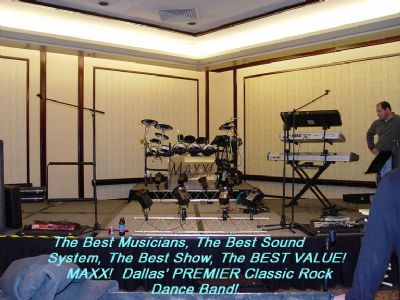 Maxx! | Carrollton, TX | Dance Band | Photo #10