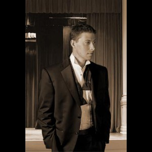 Preston Italian Singer | Matt Walch-Singing The Big Band Standards