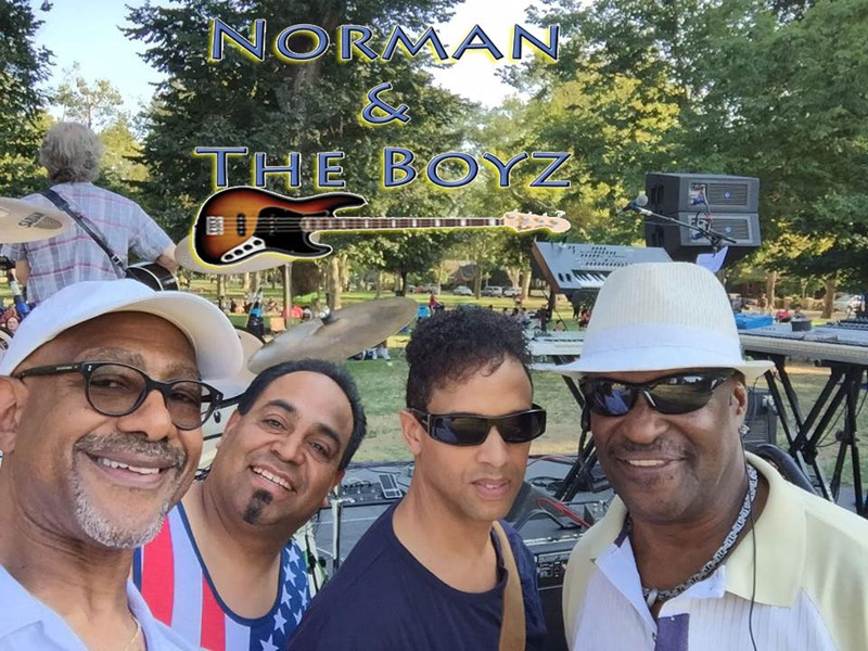 Norman & The Boyz - Cover Band - Stockton, CA