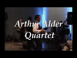 Arthur Alder | Seattle, WA | Jazz Singer | Come fly with me - Arthur Alder Quartet
