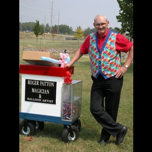 Huntsville Clown | Magic By Roger
