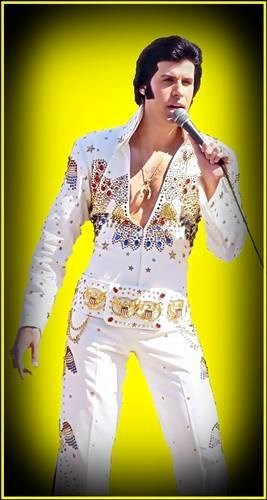 Michael St. Angel - Elvis Impersonator - Chicago, IL