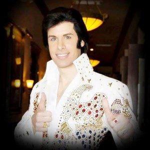 Lawrence Elvis Impersonator | Michael St. Angel