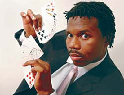 B. Happie Entertainment | Plainsboro, NJ | Magician | Photo #3