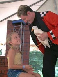 B. Happie Entertainment | Plainsboro, NJ | Magician | Photo #7