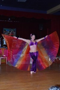 Brookline Village Belly Dancer | Lola the Lebanese Belly Dancer