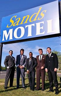 Frank Sinatra's 100th yr w/ The Ultimate Rat Pack - Frank Sinatra Tribute Act - Miami, FL