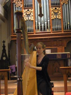 Emily John | New York, NY | Classical Harp | Photo #9