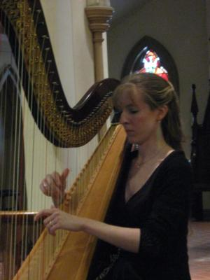 Emily John | New York, NY | Classical Harp | Photo #4