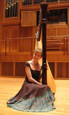 Emily John | New York, NY | Classical Harp | Photo #1