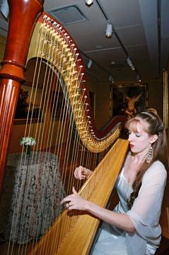 Emily John | New York, NY | Classical Harp | Photo #2