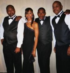 S Coffeyville Motown Band | Blue Silk