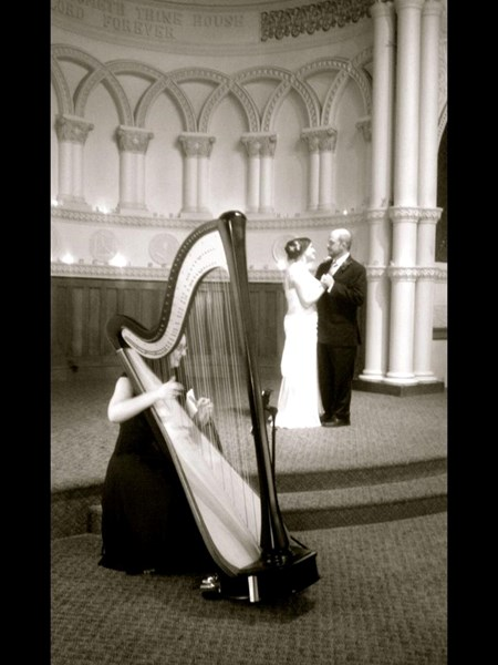 Devon Carpenter, The Classic Harpist - Harpist - Jacksonville, IL