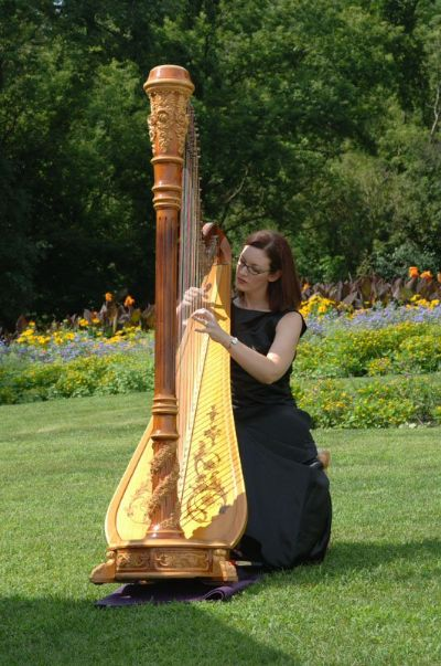 Devon Haupt, The Classic Harpist | South Bend, IN | Harp | Photo #4