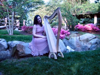 Devon Haupt, The Classic Harpist | South Bend, IN | Harp | Photo #8