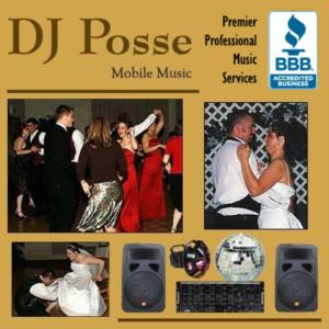 Greenville Wedding DJ | DJ Posse Mobile Music