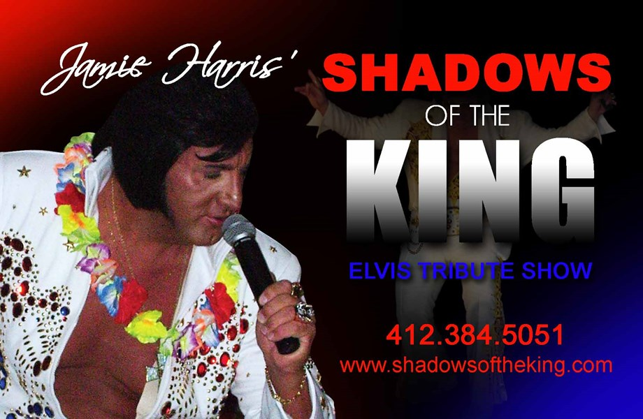 Jamie Harris' Shadows of The King Tribute Show